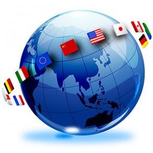 globe-drapeaux